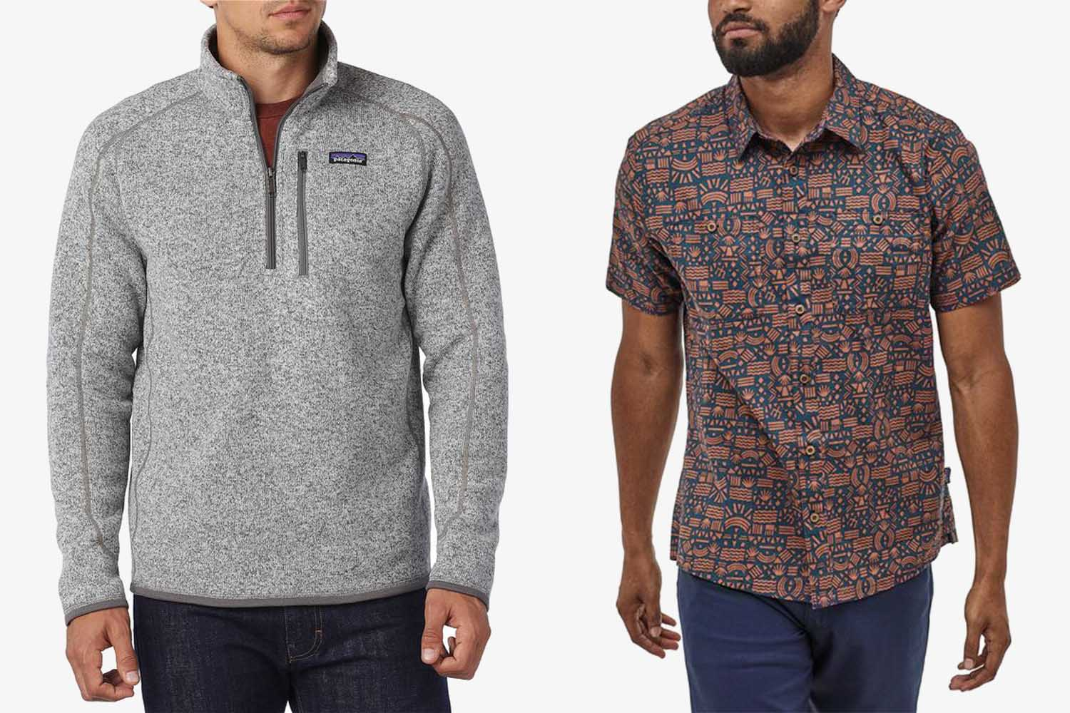 Take Up to 50% Off Patagonia's Past-Season Products