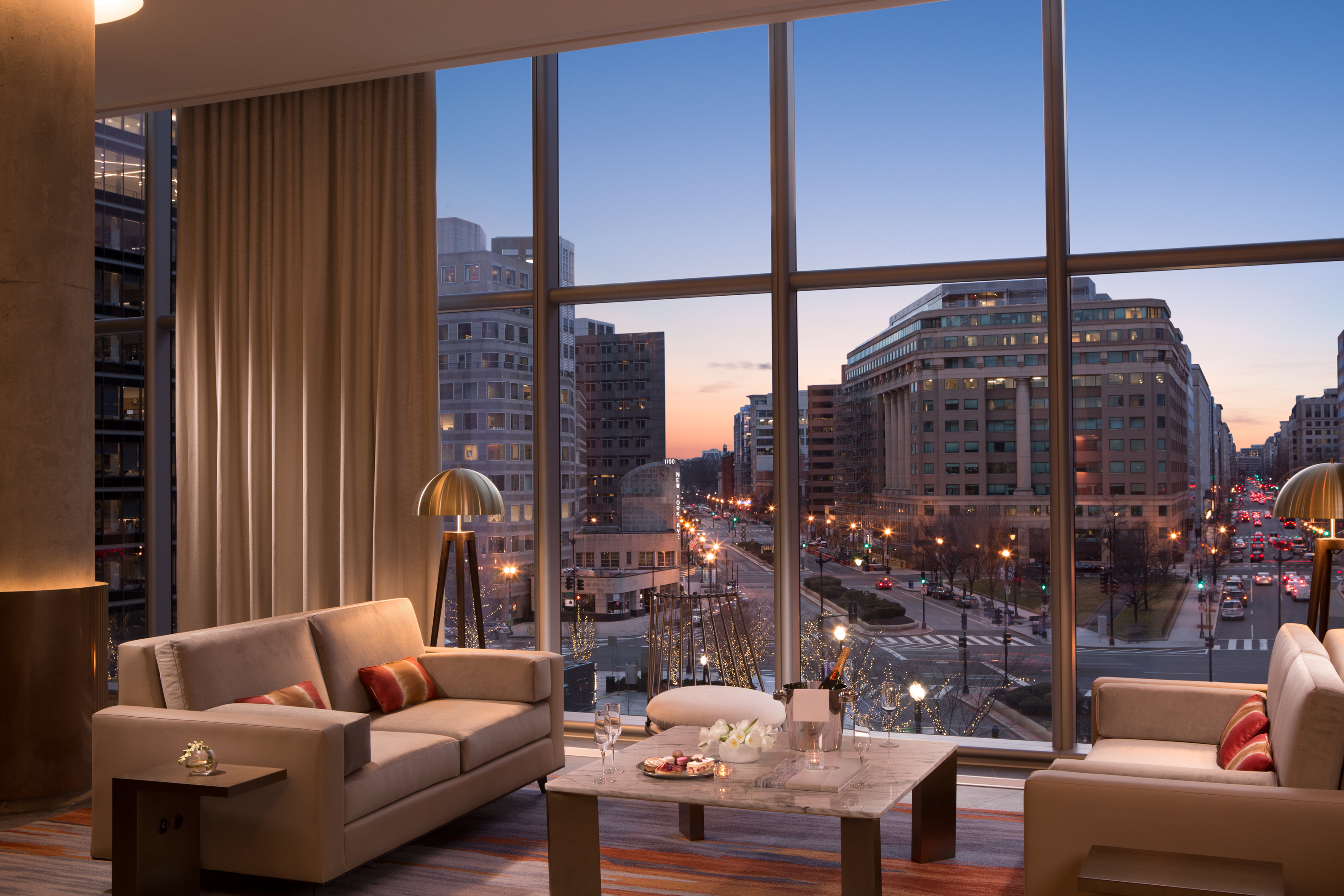Review: The Conrad Is the Best New Hotel in Washingtonn DC in Decades - InsideHook
