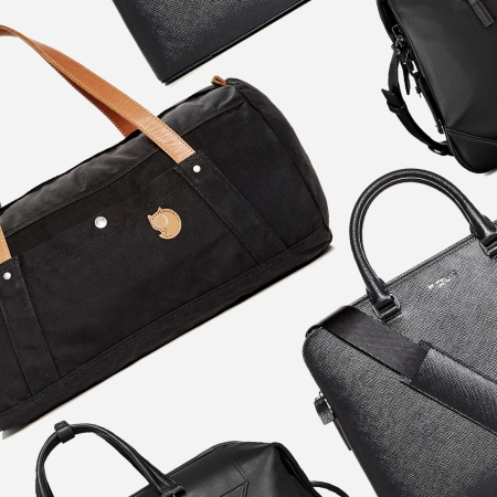 Men's Travel Bags Discounted During Bloomingdale's Clearance Sale