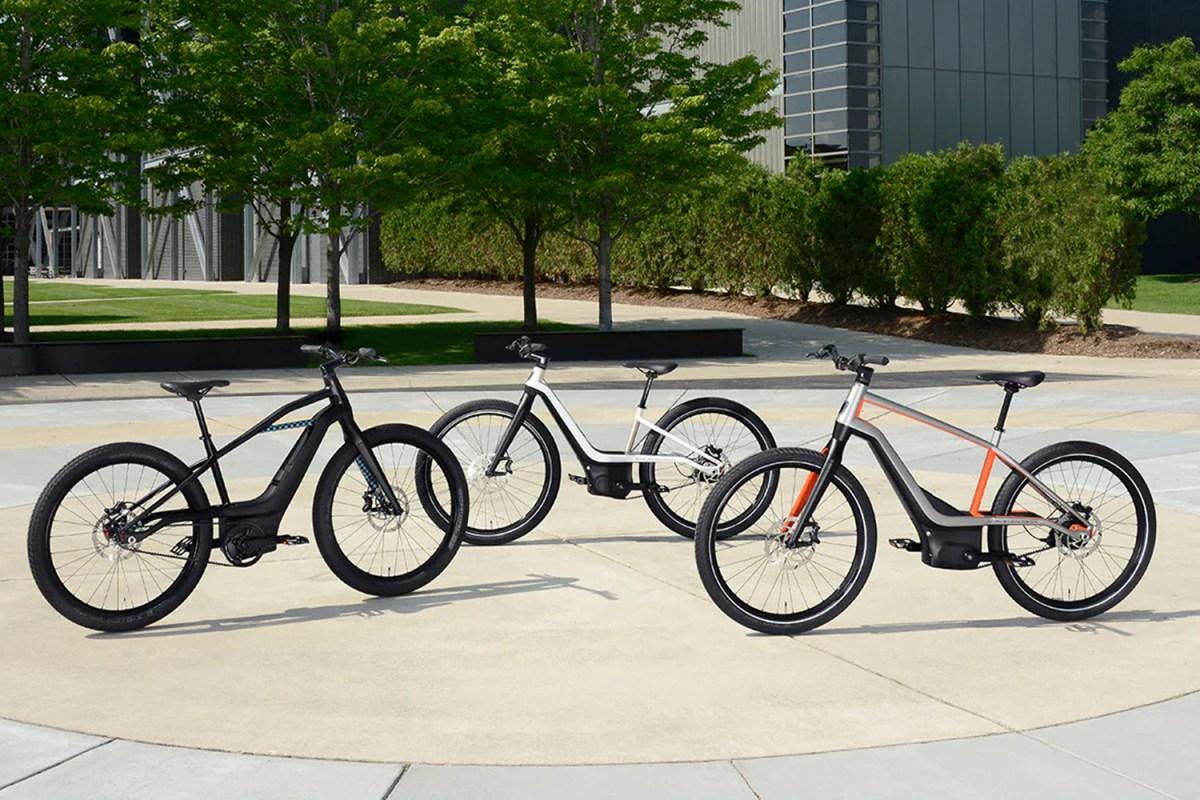 Harley-Davidson Electric Bicycles