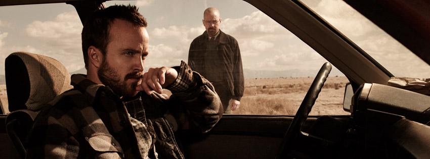 """Aaron Paul in """"Breaking Bad"""""""