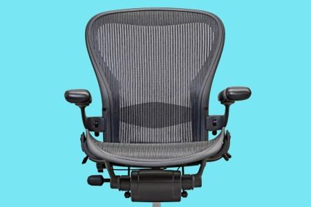 Herman Miller Aeron Chair on Sale
