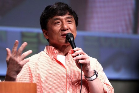 Jackie Chan in 2012