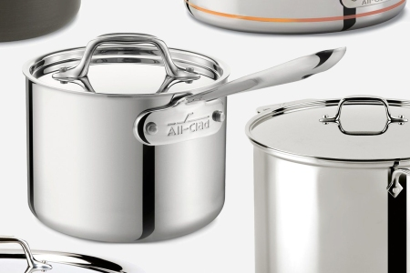 All-Clad Factory Seconds Cookware
