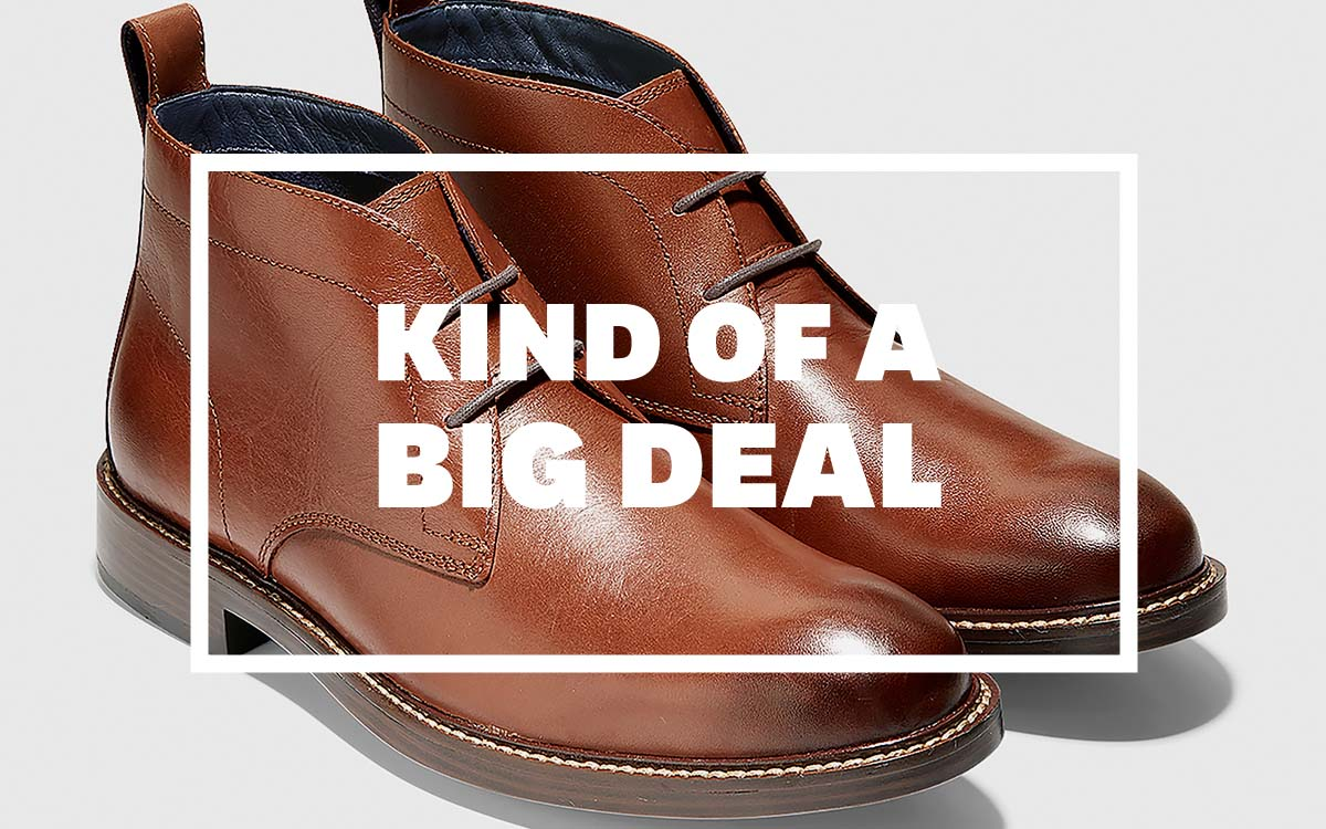 b63e5d1b69d Cole Haan Is Taking 40% Off All Sale Items - InsideHook