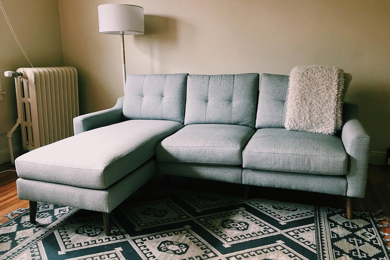 Burrow Nomad Sofa Sectional