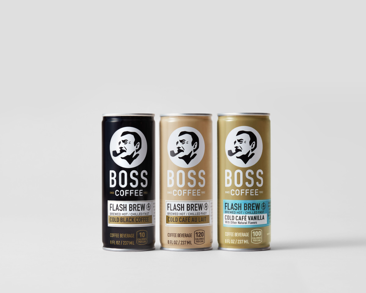 Suntory Boss canned coffee is about to take over America