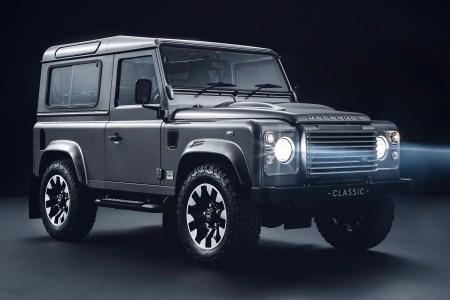Land Rover Defender Upgrade Kits