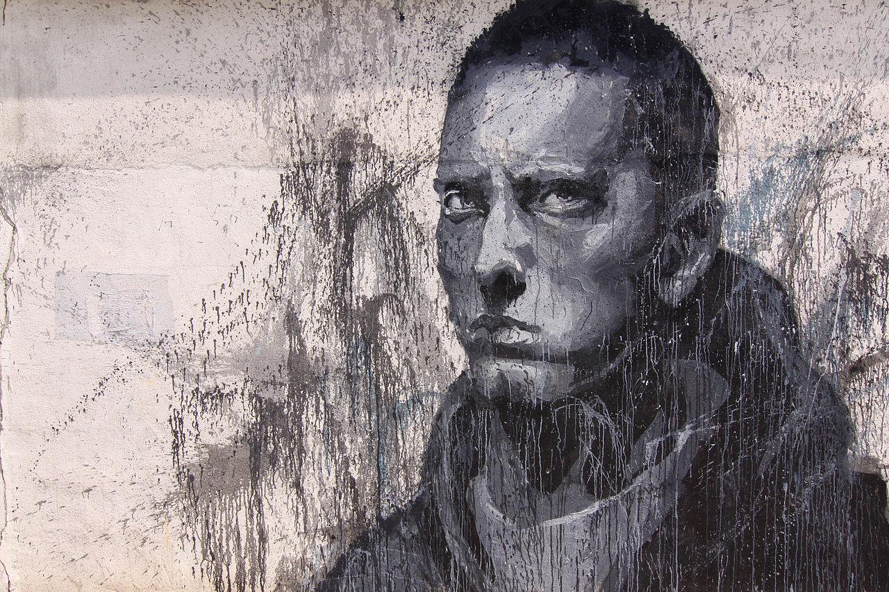 Eminem graffiti