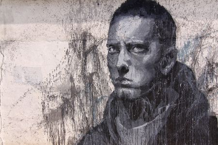 Eminem graffiti