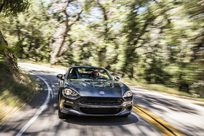 Is This the End of the Road For the Fiat 124 Spider?
