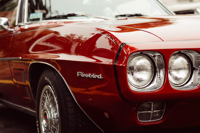 Classic Pontiac Firebird