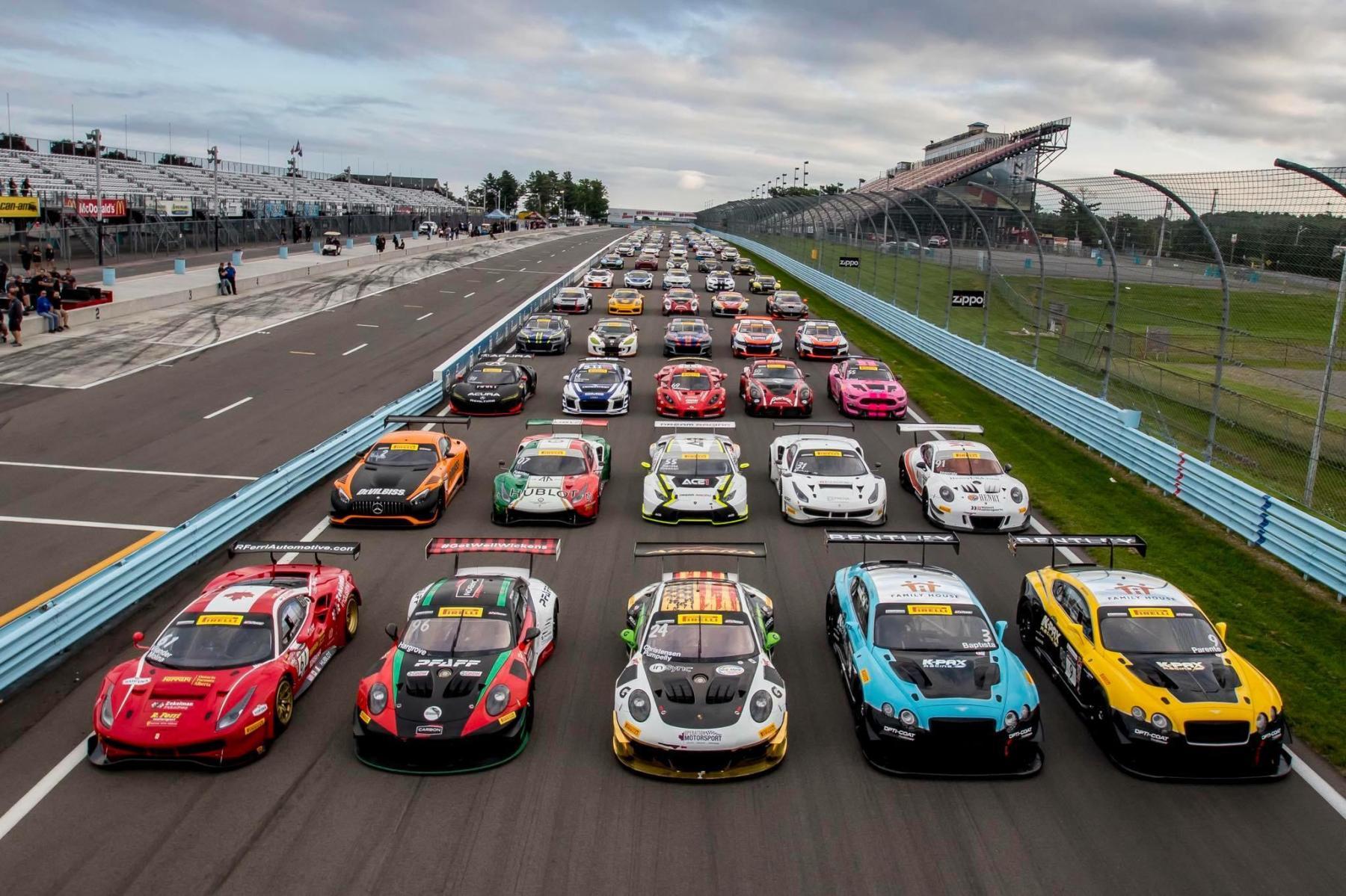 Watkins Glen Blancpain GT World Challenge America