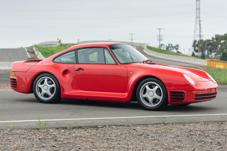1988 Porsche 959 Sport Pebble Beach 2019