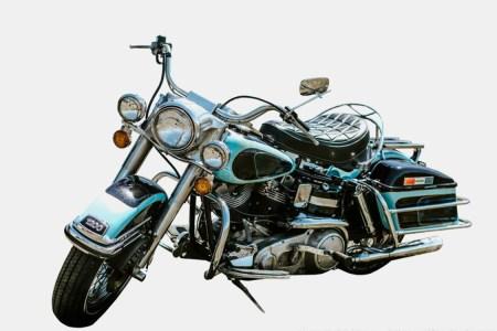 Elvis Presley's Harley Davidson for Sale