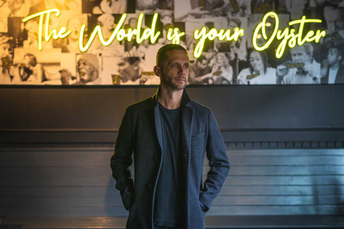 Serial DC Restaurateur Scott Parker Names His 7 Men's Essentials
