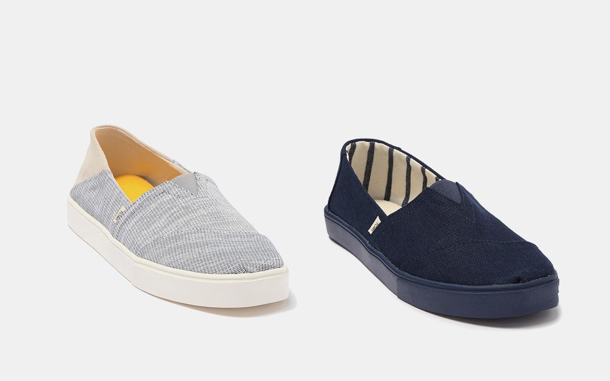 Deals on Toms Sneakers - InsideHook