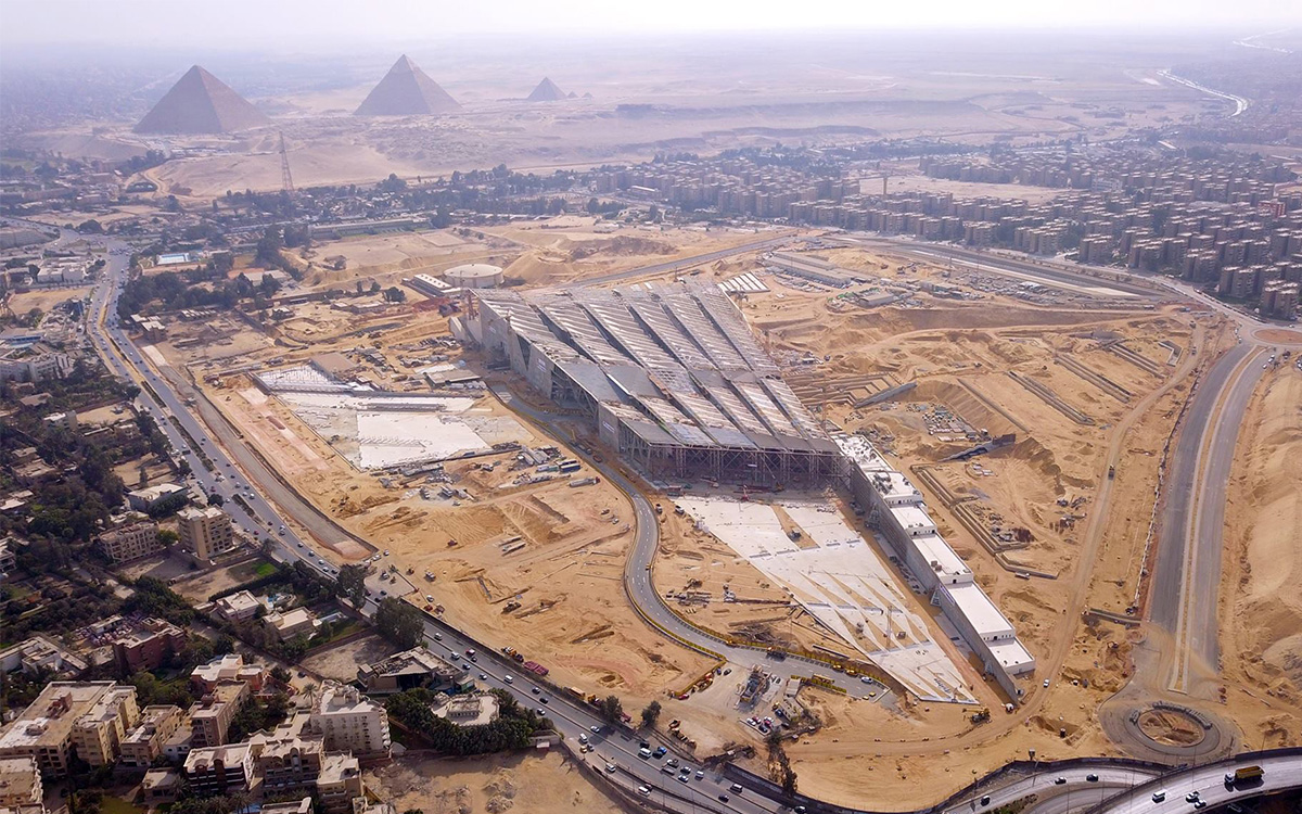 Get Tickets to the Grand Egyptian Museum