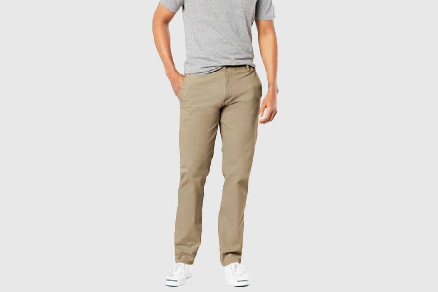 In Defense of Dockers, Which Are Cooler Than You Think and Currently Very Cheap