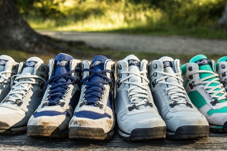 Vasque Updated One of Its Iconic '80s Hiking Boots