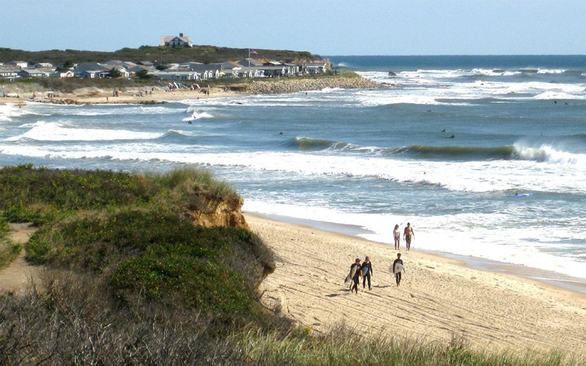Surfing Ban in the Hamptons