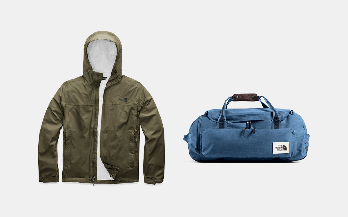 Deals on North Face Gear