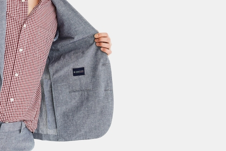 The Best Men's Blazers for Travel