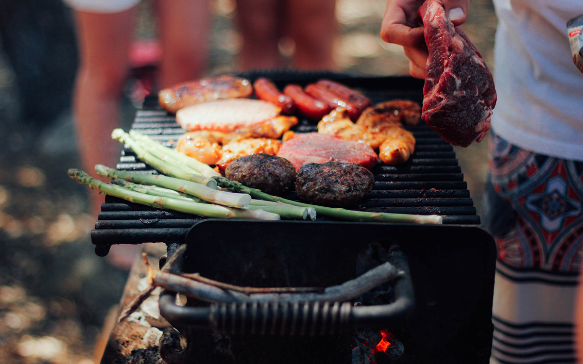 The Five Commandments of Healthier Grilling