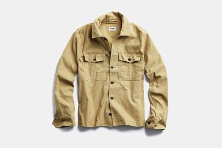 Todd Snyder Overshirt Jacket
