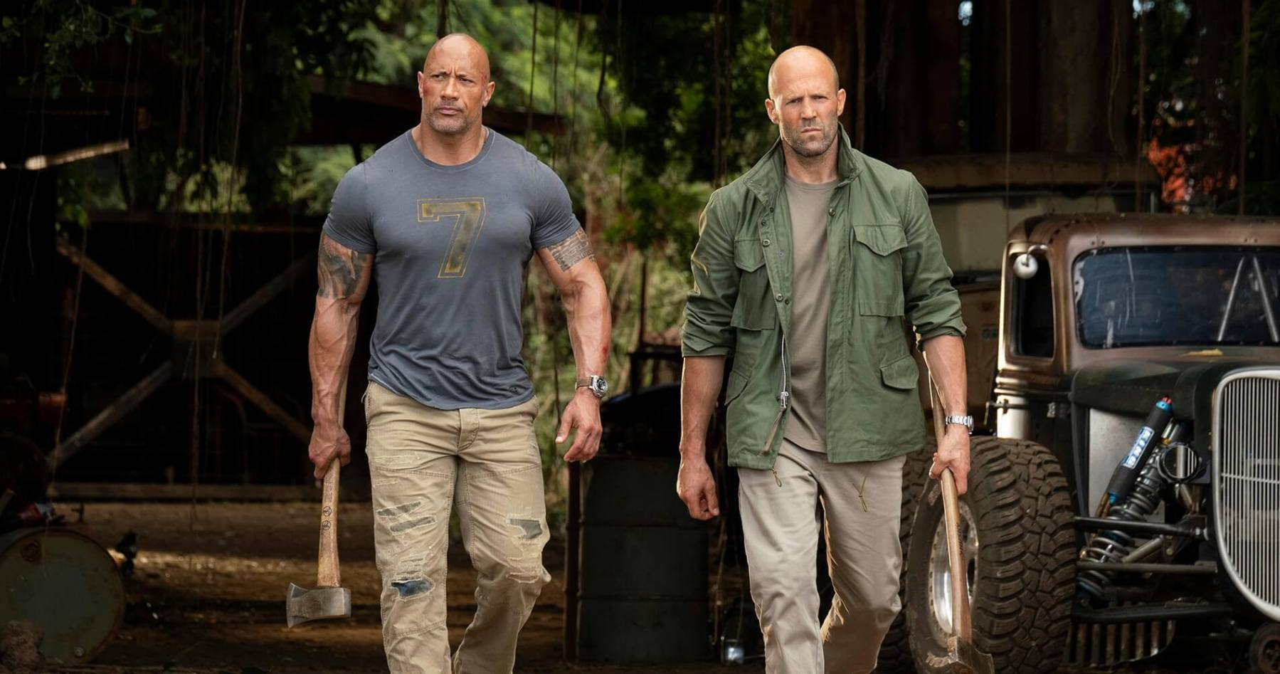 """Fast & Furious Presents: Hobbs & Shaw"""