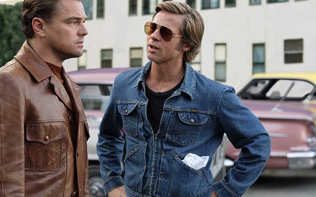 Get Brad Pitt's Wrangler Jacket From Once Upon a Time in Hollywood