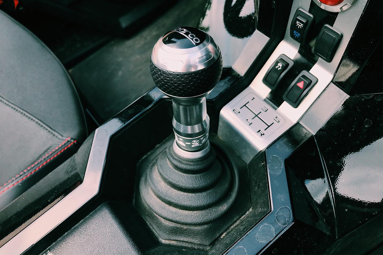 Polaris Slingshot Manual Transmission Stick Shift