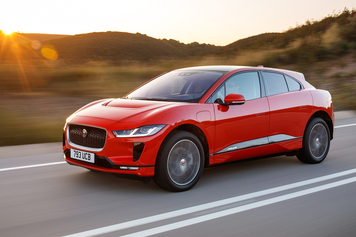 Jaguar I-Pace Electric SUV Crossover