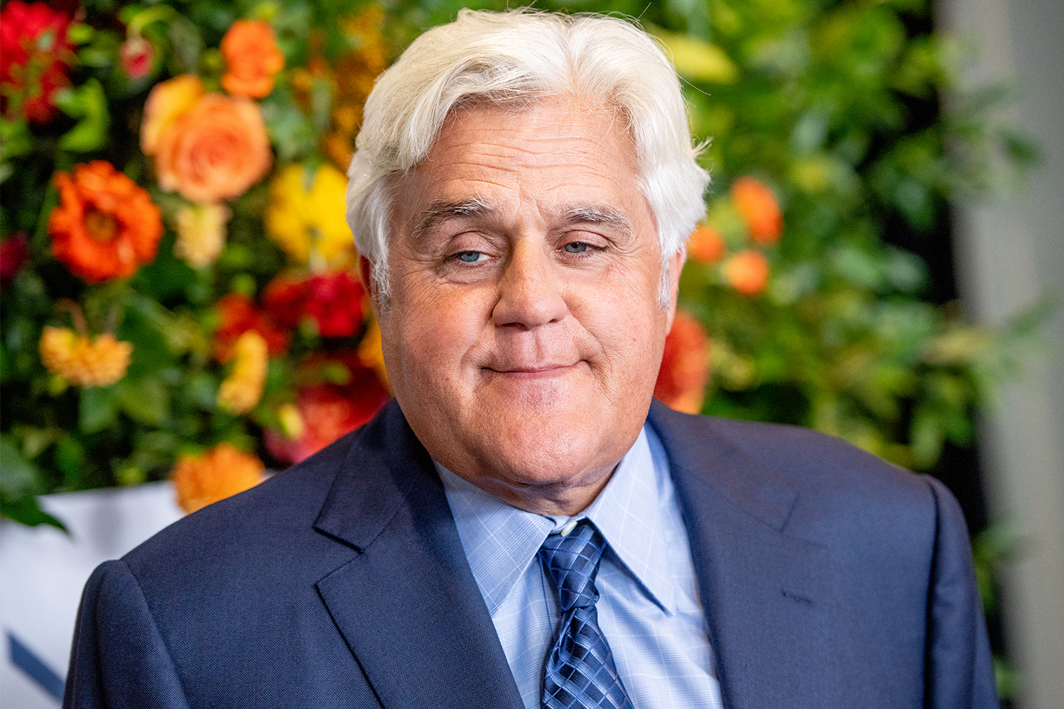 Comedian Jay Leno in New York City