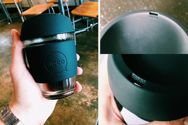 JOCO 12oz Reusable Coffee Cup
