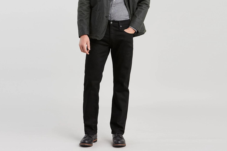Levi's Denim 559 Relaxed Straight Men's Jeans