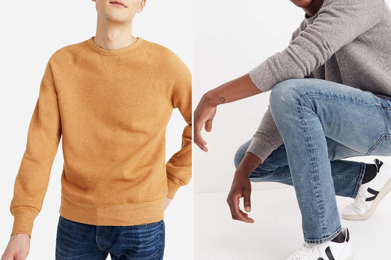Madewell Men's Clothing Line