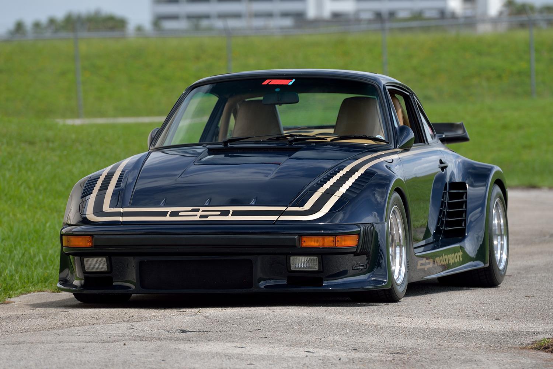 1985 Porsche DP 935 Mecum Auctions Monterey