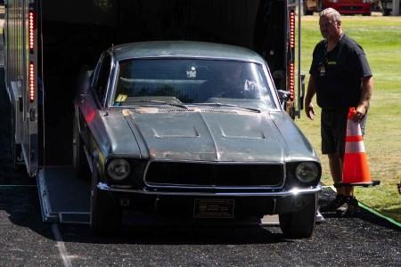 Bullitt 1968 Mustang GT Hero Car Mecum Auctions