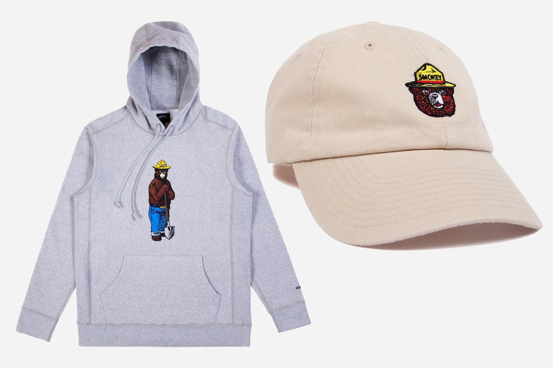 Noah Smokey Bear Clothing Collection