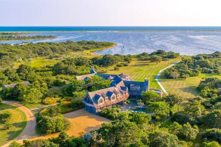 Obama House Martha's Vineyard