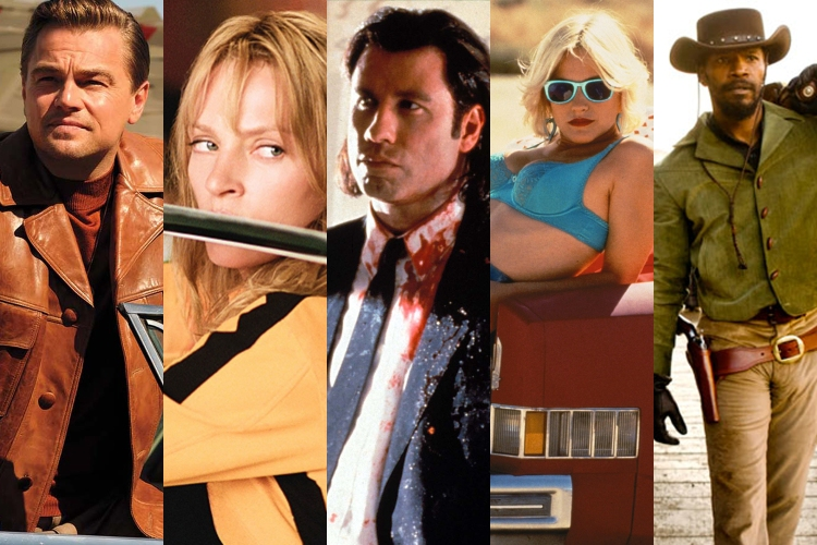Quentin Tarantino Best Character Names