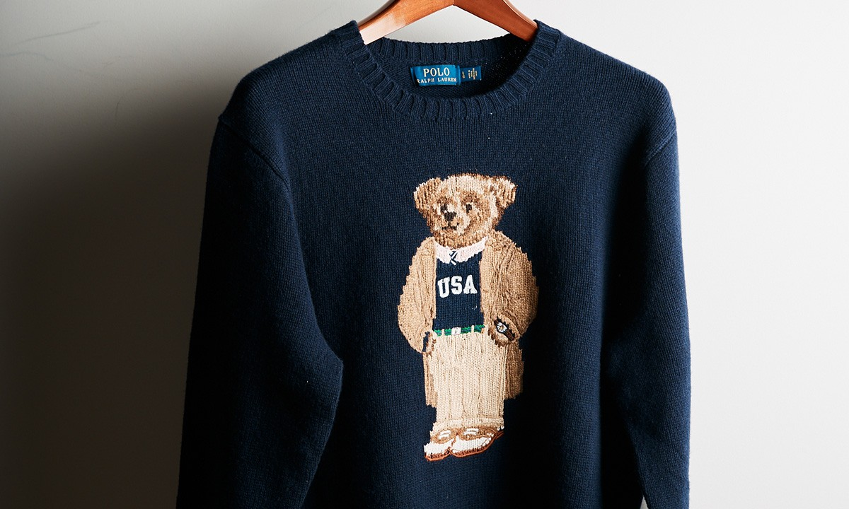 The Collegiate Bear (Courtesy of Ralph Lauren)