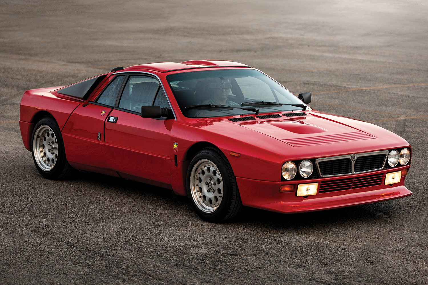 1984 Lancia Rally 037 Stradale RM Sotheby's