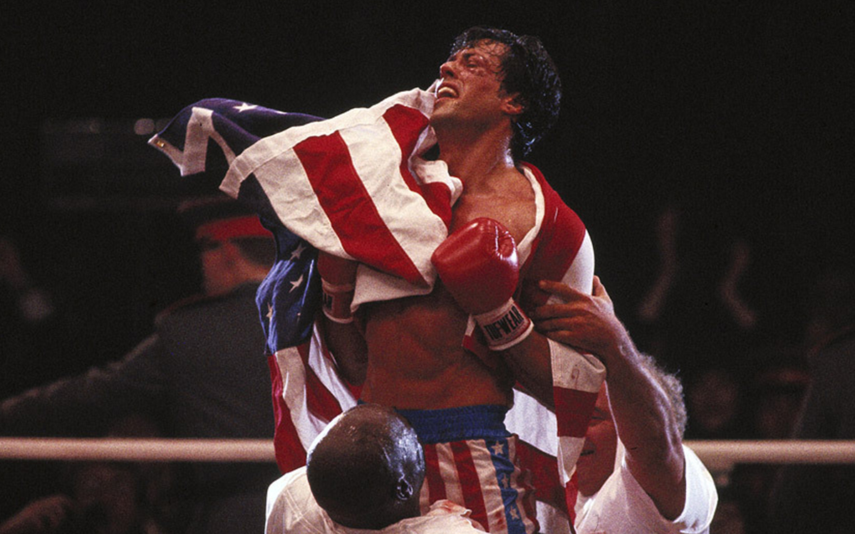 Yo, Adrian! Rocky's Coming to Netflix!