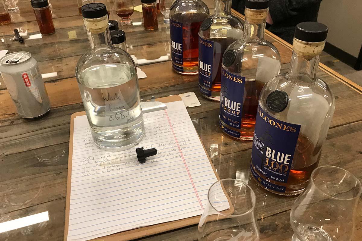 Balcones rum