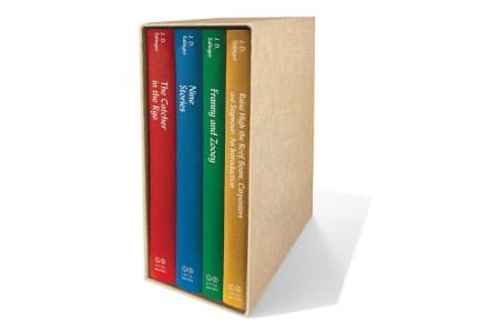 Salinger novels