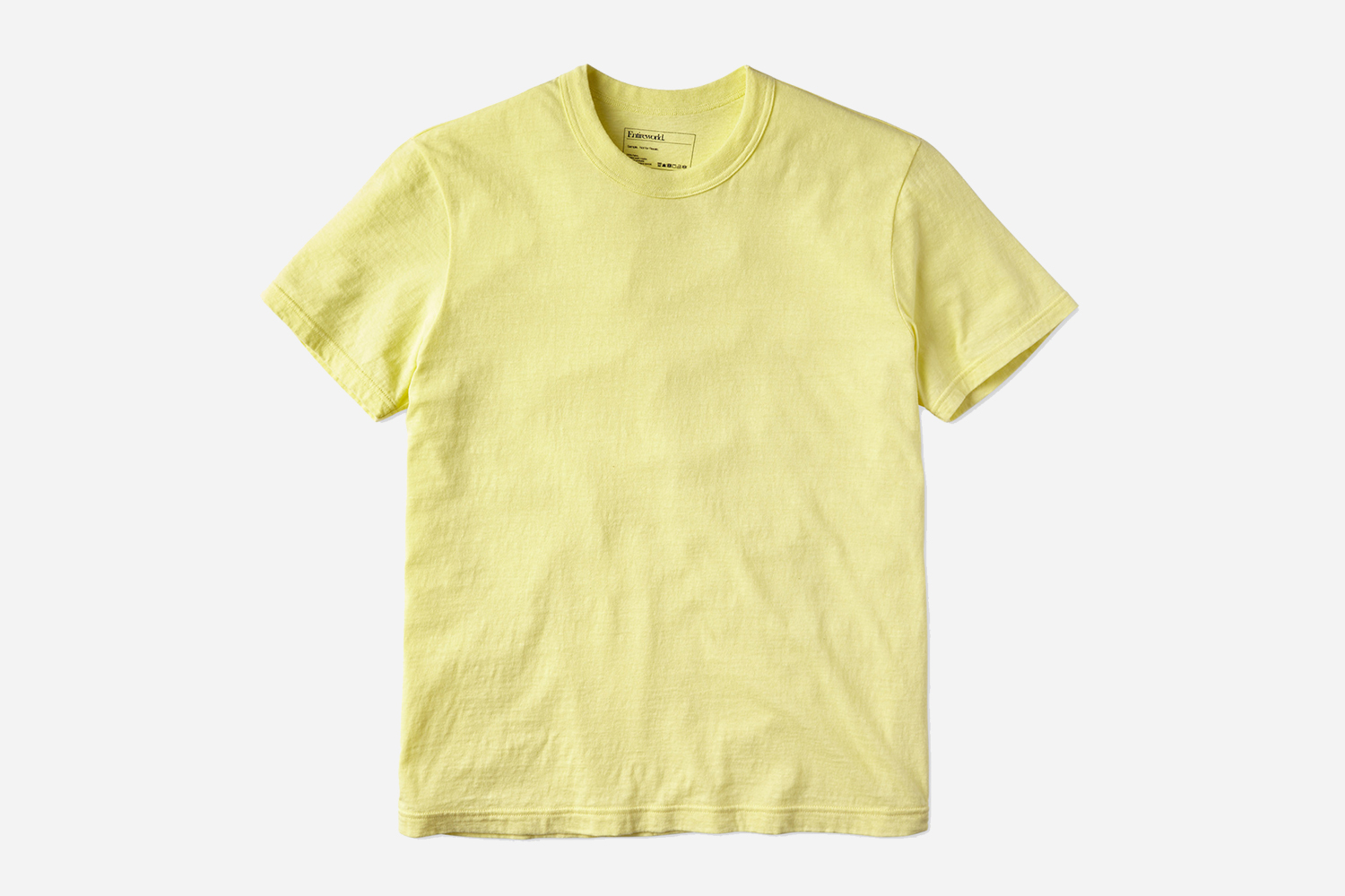 Entireworld Recycled Cotton T-Shirt