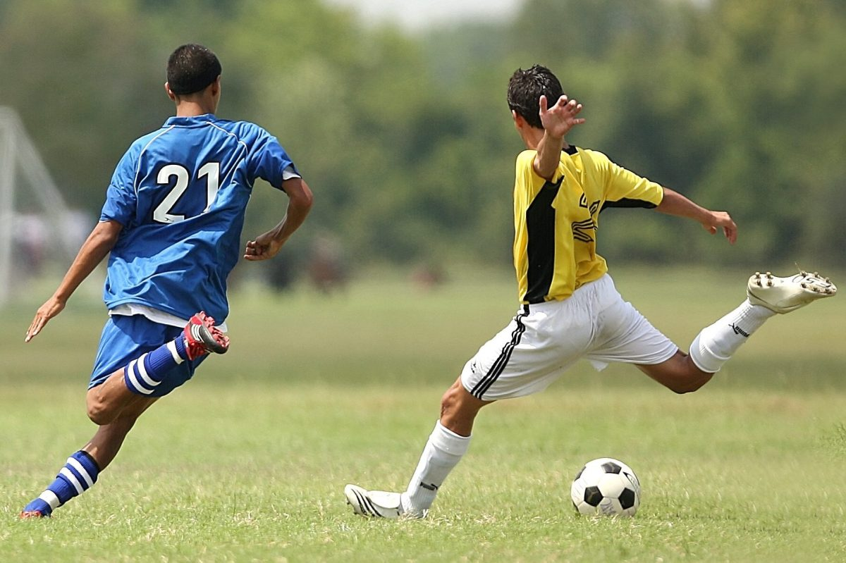 Youth Sports are declining in America.
