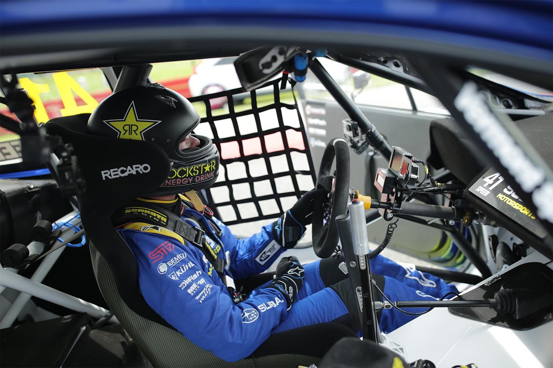 Scott Speed Subaru Motorsports USA